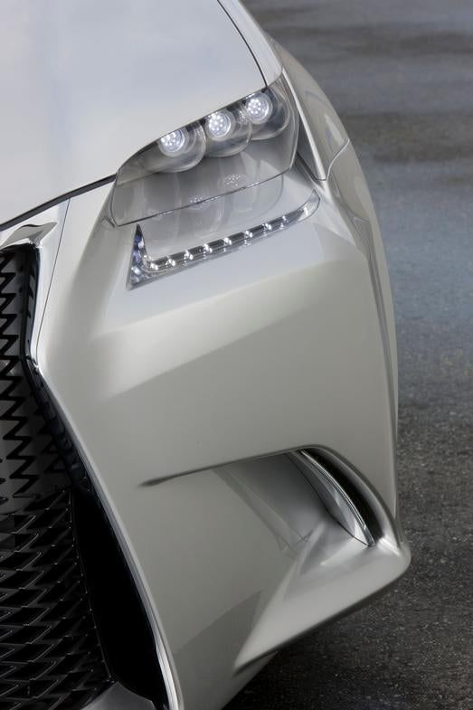"""Lexus LF-Gh """"teaser"""" may be early warning sign"""