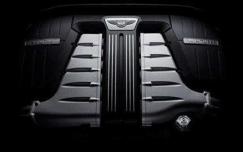 2011 Bentley Continental GT Interior