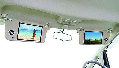 Dream Maker's LCD Visors Guarantee a More Permanent Dream