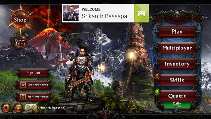 Google Play Games Services Bring A Little Xbox Live To Android
