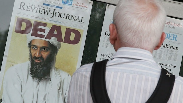 Here's the Latest on the Osama bin Laden Kill Mission