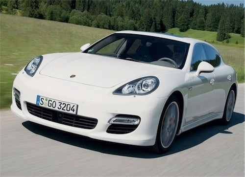 Rent A Panamera For The Weekend, If You're In Germany