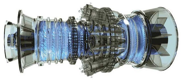 The World's Biggest and Best Gas Turbine Can Power 400,000 Homes