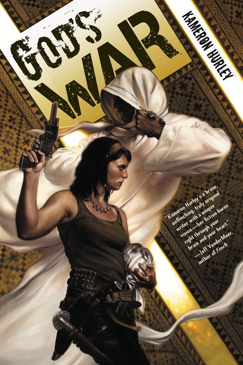 io9 Book Club Reminder: We've got free epub copies of God's War, this month's selection