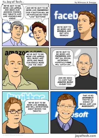 Bill Gates Gets the Last Laugh