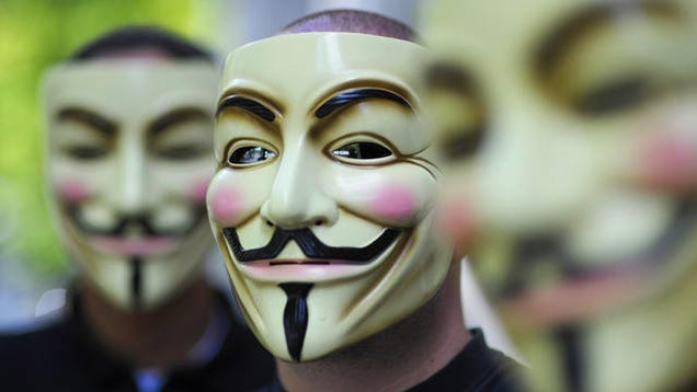 Anonymous Blames Arrests on Snitches