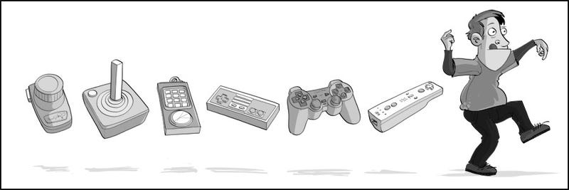 The Evolution of the Controller