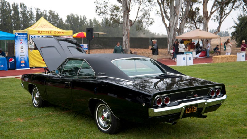 Would You Pay A Cool $1 Million For The Dodge Charger From Bullitt?