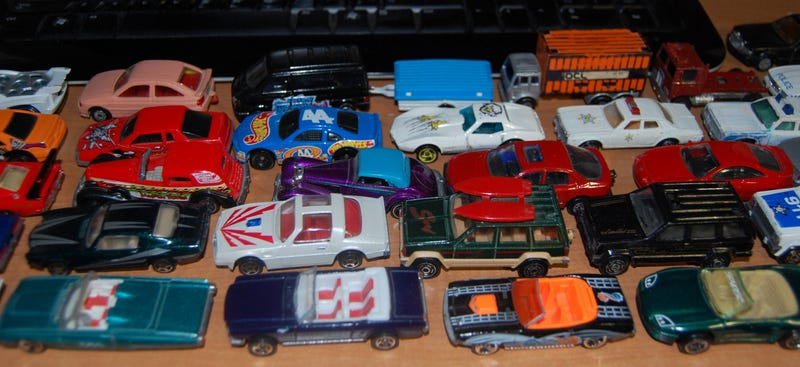 What's with all the Hot Wheels posts?