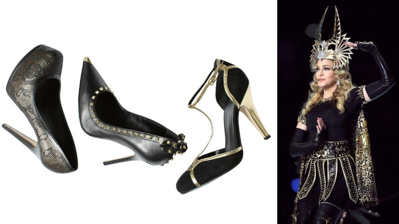 Would You Pay $350 For Madonna's Shoes?
