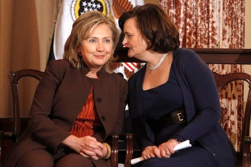 Hillary Hears The Juiciest State Secrets