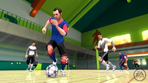 Street Soccer Comes To FIFA On Wii
