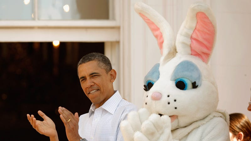 Here Are the 10 Best Photos from the White House Easter Egg Roll