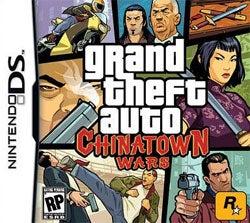 GTA DS Bigger Than GTA PSP, Say Rockstar