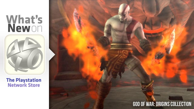God of War: Origins, Renegade Ops & From Dust Are New on the PlayStation Store