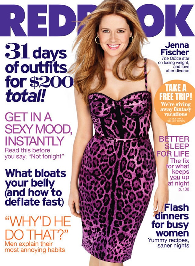Jenna Fischer Shares Insider Info On Hollywood's Weight Obsession