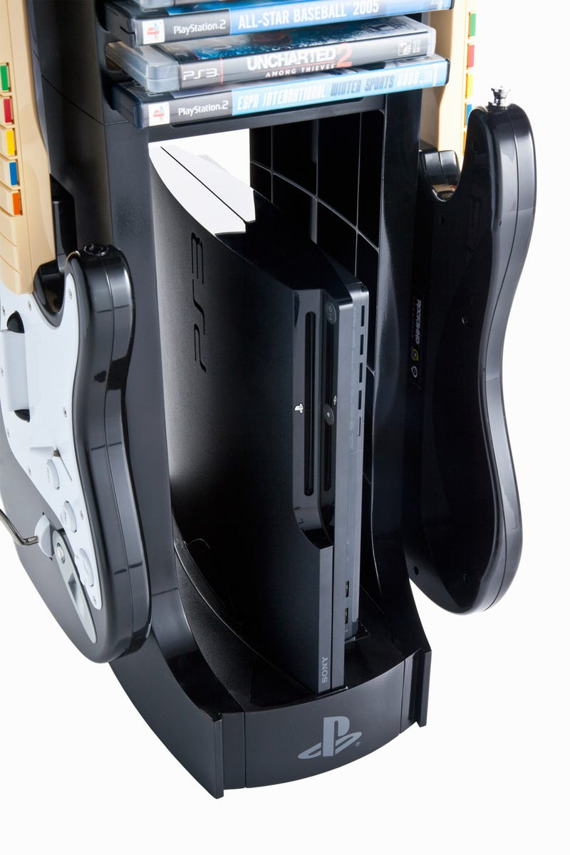 Why Shouldn't Your Console Get Its Own Tower?