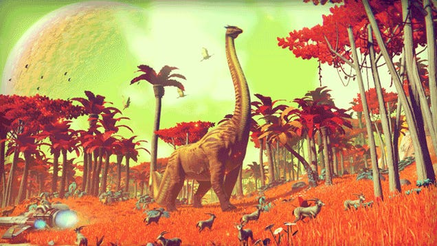 ​Why I'm Excited for No Man's Sky