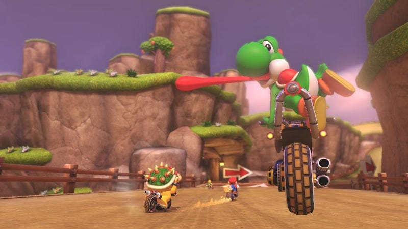 What's Your Favorite Mario Kart 8 Vehicle Combination?