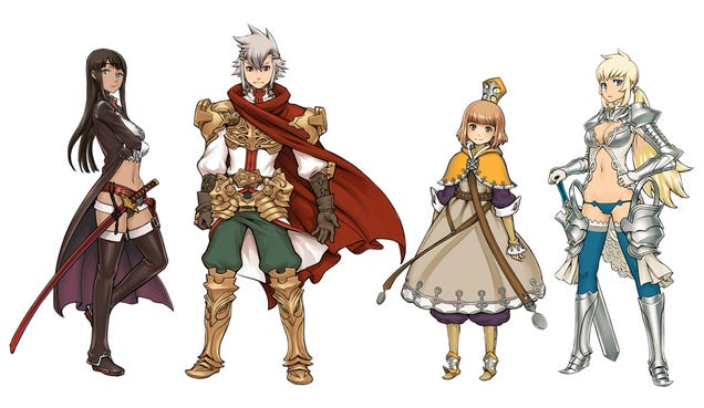 Japanese RPG Gets a Sequel After 15 Years