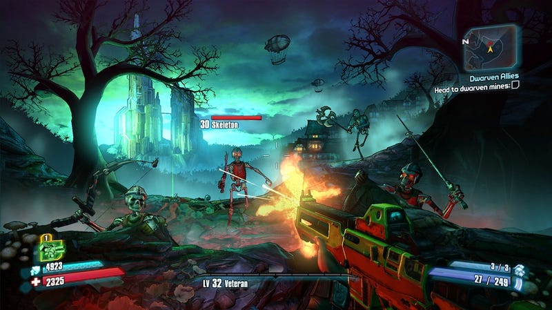 Four Things To Know About That Borderlands 2 Tiny Tina Campaign DLC
