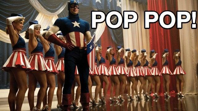 Community directors nab Captain America sequel