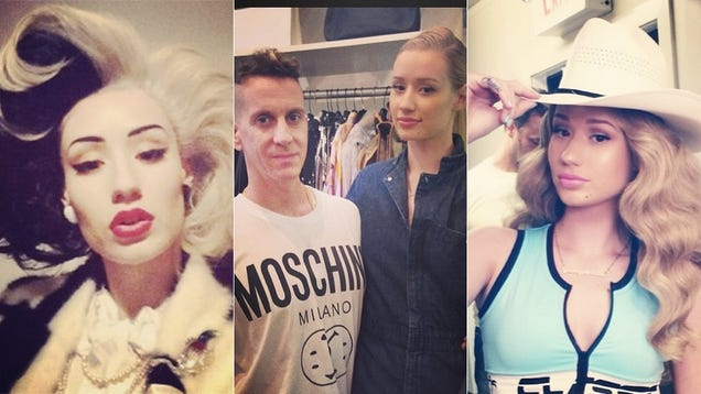 Iggy Azalea to Resurrect MTV's House of Style. Meh.