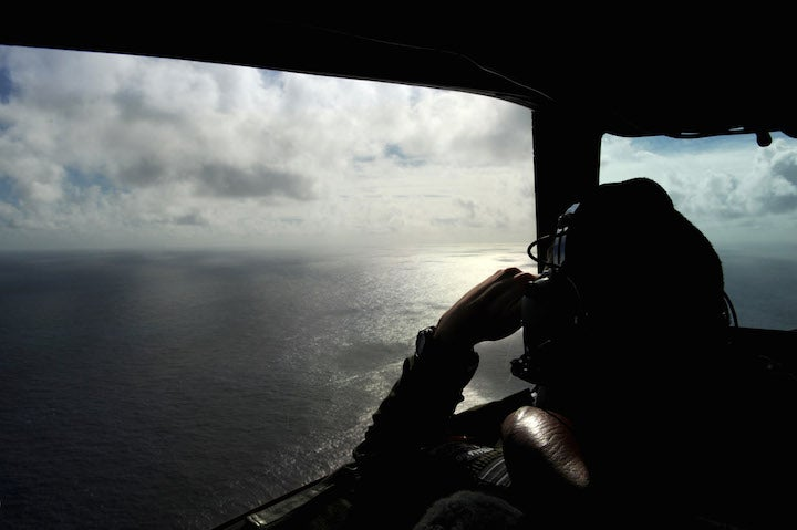 China is Reportedly Screwing Up the Search For MH370
