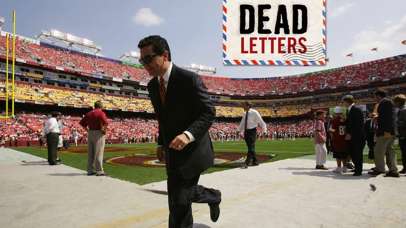 Dead Letters: Some Friendly, Productive Exchanges With Our Readers