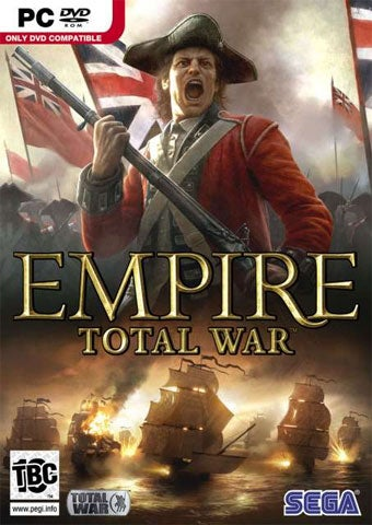 Empire: Total War Gets Update, New Units On Monday
