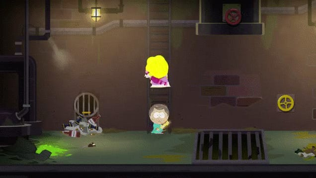 South Park RPG Trailers Show off Mr. Hankey, Ginger Zombie Nazi Plague