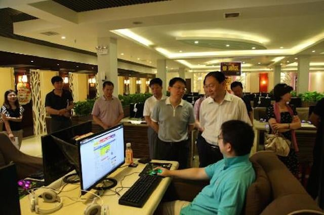 China's Government Had Enough Of Dirty, Ugly Net Cafes
