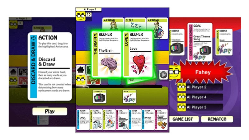 The Most Gleefully Random Card Game is Amazing on iOS
