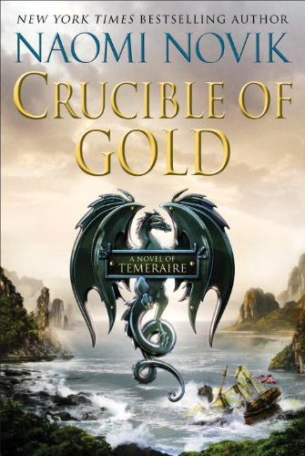 Great Dragons of the Americas, in Naomi Novik's Crucible of Gold