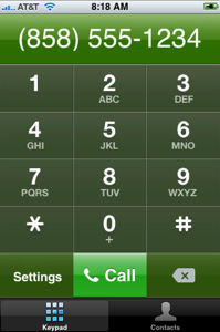 GrandDialer Brings GrandCentral to Your iPhone