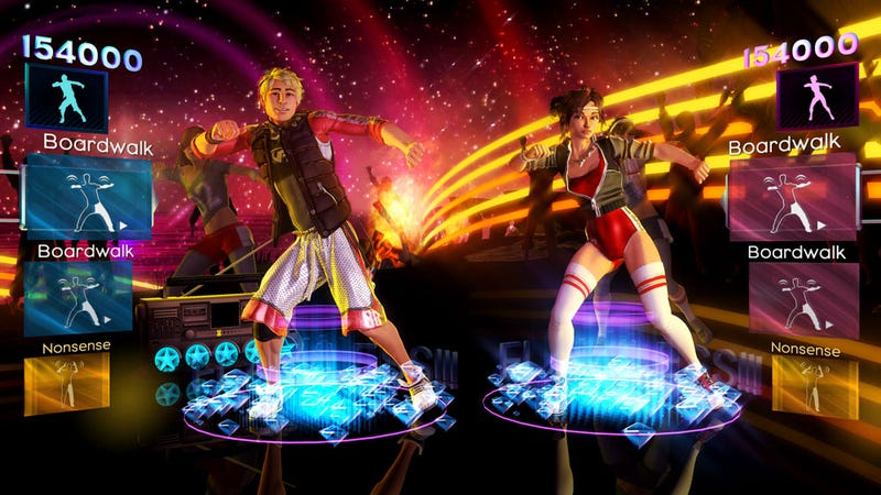 Dance Central 2 Will Take Two to Get Down