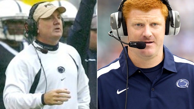 Now It's Penn State Interim Coach Tom Bradley's Turn To Get Tossed Into The Meat Grinder