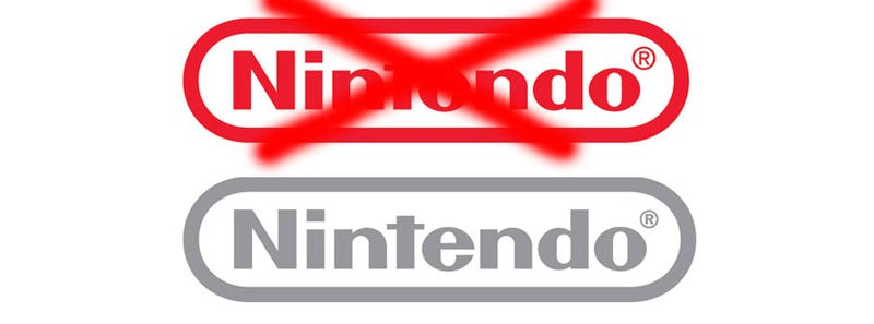 Nintendo Feels All Grown Up, Changes Logo