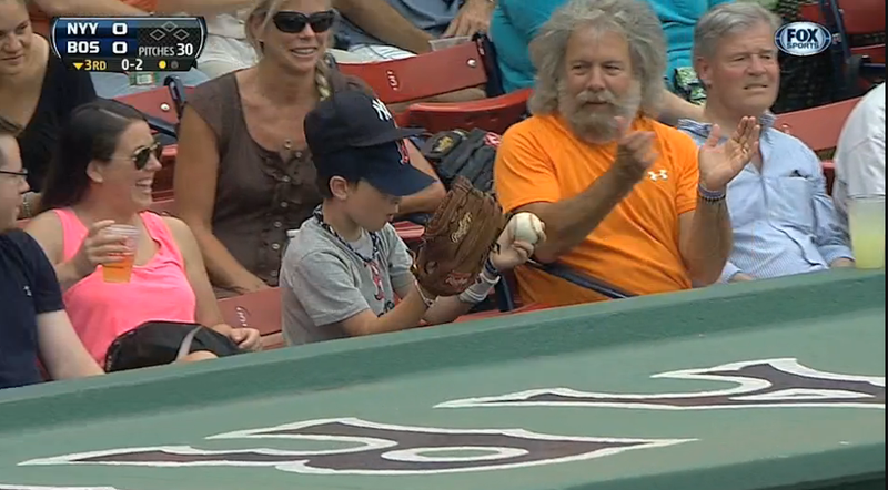 Young Boston Red Sox Fan Is A Dirty Liar