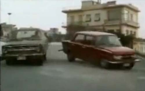 What Could Be Better Than A Mustang vs Charger Chase? Opel Rekord vs Fiat 124!