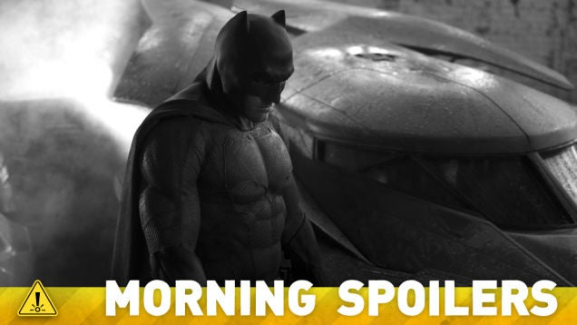 The Latest Batman V. Superman Rumor Has A Surprising Wonder Woman Twist
