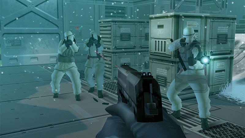 It's True, Japanese First-Person Shooters Do Exist