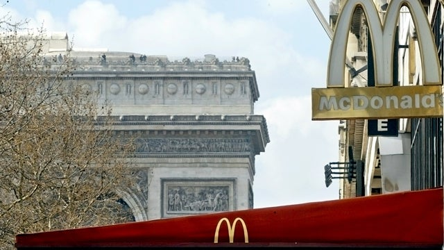 France Readies Itself For McBaguettes