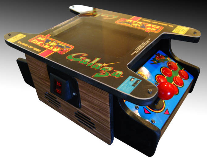 This Tiny Cocktail Arcade Is a Tiny Dream Come True