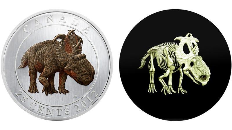 Glow-in-the-Dark Dinosaur Quarter Is Actual Legal Tender