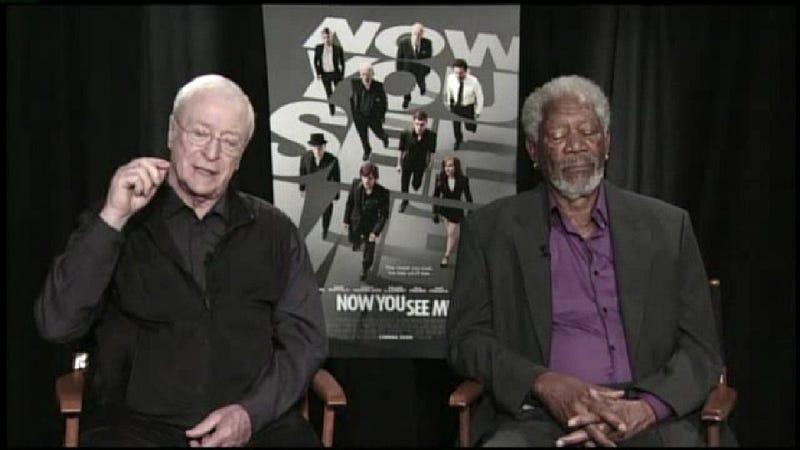 God Slept: Morgan Freeman Falls Asleep During Live Interview