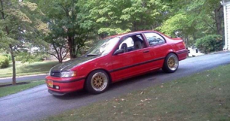 For $5,000, This Is A Sleeper Tercel