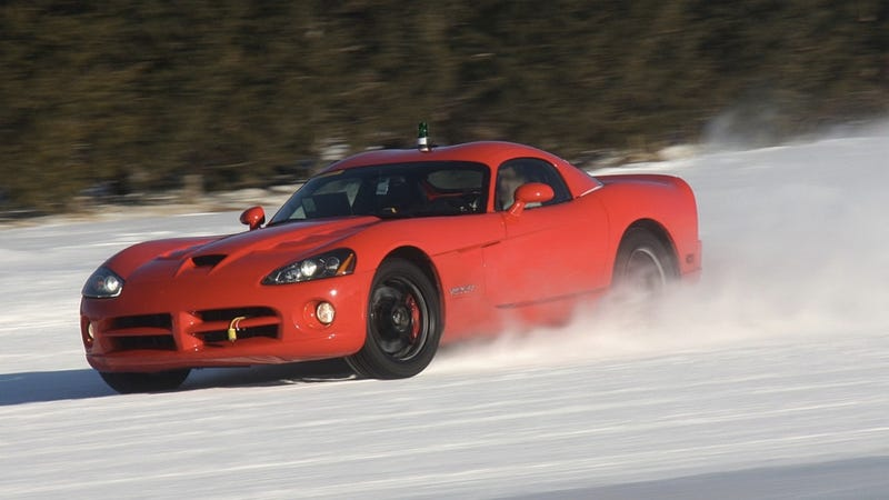 This is not the 2013 Dodge Viper