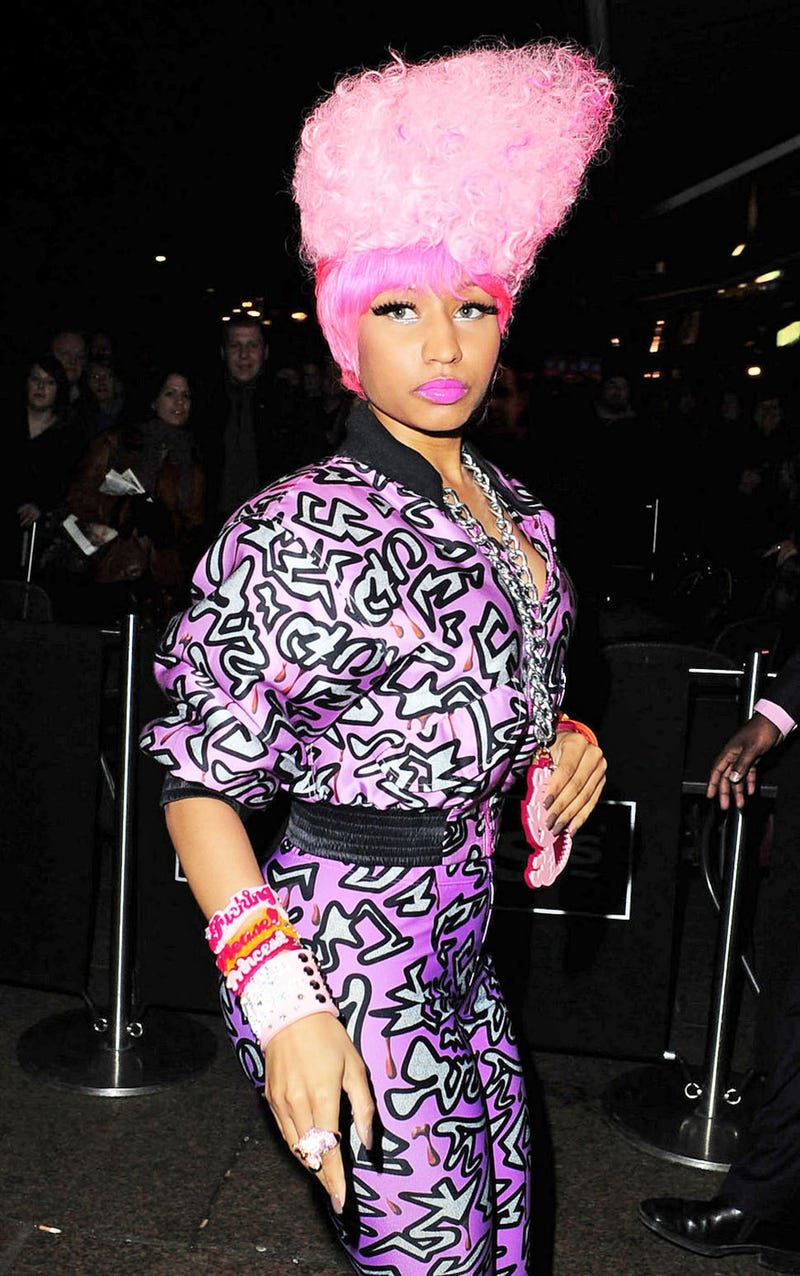 Nicki Minaj's Remake of 'Eraserhead' Will be More Literal