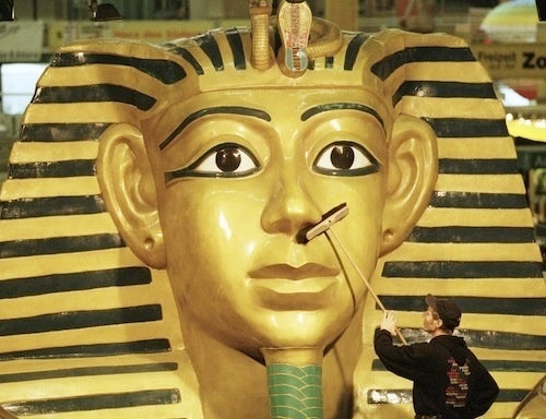 Who Stole King Tut's Penis? And Why?